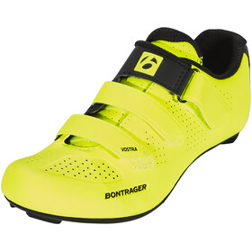 Bontrager Vostra Road Shoes Women Flourescent Yellow